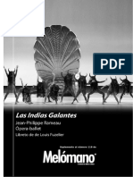 118. J-P. Rameau - Las Indias Galantes