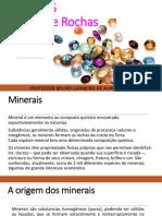 Capítulo 6 Minerais e Rochas