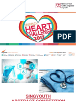 SingYouth Heart Challenge 2017- Abstract Briefing Slides
