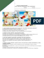 Guía de Ejercitación Textos Literarios y No Literarios Liceo Politécnico