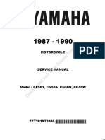 Yamaha Ce50t
