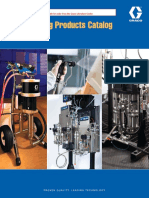 GRACO Finishing Products Catalog Rev 5 2010