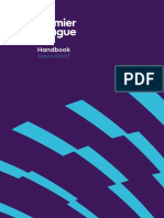 2016-17 Premier League Handbook