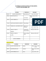 (Modificado)MATERIAS LICENCIATURA en FILOSOFÍA Agosto-diciembre 2017 (Modificado El 27 de Marzo 2017) (Autoguardado)