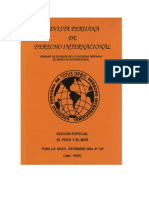 Revista Peruana de Derecho Internacional. Tomo LIV Mayo - Setiembre  2004 Nº 125