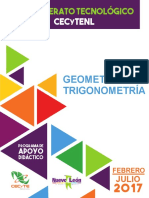 Geometria YTrigonometria 2017 SFM