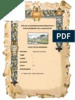 Factores Influyen Gestion de Inventario