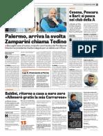 La Gazzetta dello Sport 20-06-2017 - Serie B