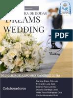 Actividades realizada por Cosme Ruiz-Dreams Wedding