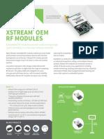 Xstreammodule - Modulo RF