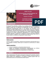 PUCP - Curso Taller de Actualización Jurisprudencial en Materia Laboral