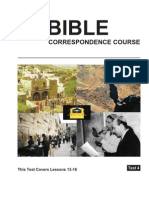 Bible Law Test 4