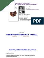 Iconografia e Iconología - Erwin Panofsky