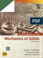 Mechanics of Solids[Crandall]