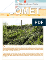 Comet Summer 2017 newsletter