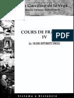 Cours de Francais IV Castellares