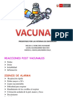 ROTAFOLIO VACUNAS