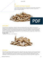 Types of Biomass Boiler KWB