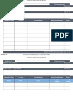 Plantilla Plan Auditoria Interna de Calidad ISO 9001 2015