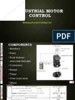 Industrial Motor Control Part I