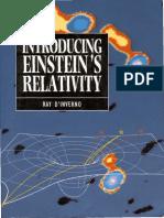 Ray D'Inverno - Introducing Einstein's Relativity