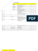 Check List Dokumen Pokja Kps