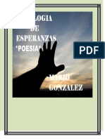 Antologia de Esperanzas-(poesia) Mario Gonzalez
