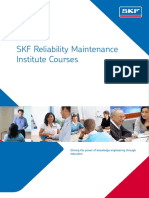SKF Reliability MaintenanceInstitute Courses.pdf