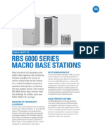 RBS 6000 Series Product