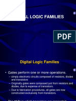 digital electronics Logic Families