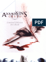 Assassins Creed Limited Edition Art Book