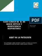 Diapositivas Sustentación Caso Clínico