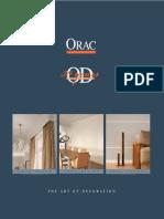 Orac Catalog