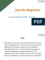 Sql_instructions Ddl Dml Dcl Dql