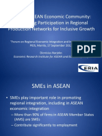 SMEs in ASEAN Economic Community_Dionisius Narjoko