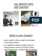 Technical Insight into Laser Tracker