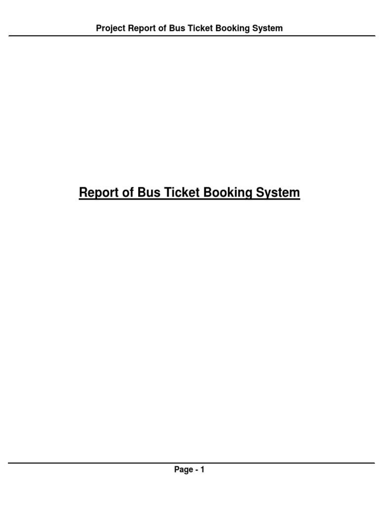 Java jsp and mysql project on bus ticket booking system unified java jsp and mysql project on bus ticket booking system unified modeling language software testing ccuart Image collections