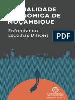 Moçambique-actualidade economica
