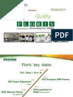 Floris - Company Presentation
