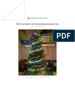 Wifi Controlled Led Christmahanukwanzaa Tree