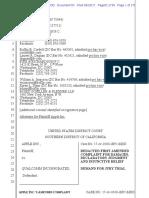 17-06-20 Apple's Amended Complaint Against Qualcomm