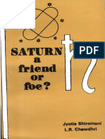 saturn guide for astrology learner