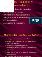 Microbes for Industries