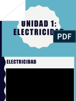 8oBasico Unidad1 Electricidad
