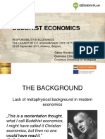 Buddhist Economics PPT