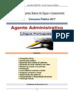Amostra Lingua Portuguesa