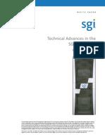 AltixUV Architecture Technical Advantages 4192