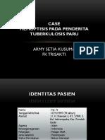 PPT Hemoptisis TB
