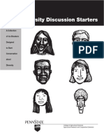 Diversity Discussion Starters