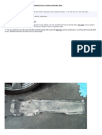 Alternator Serpentine AC Condenser B Class